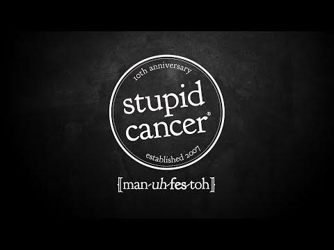 Embedded thumbnail for Stupid Cancer